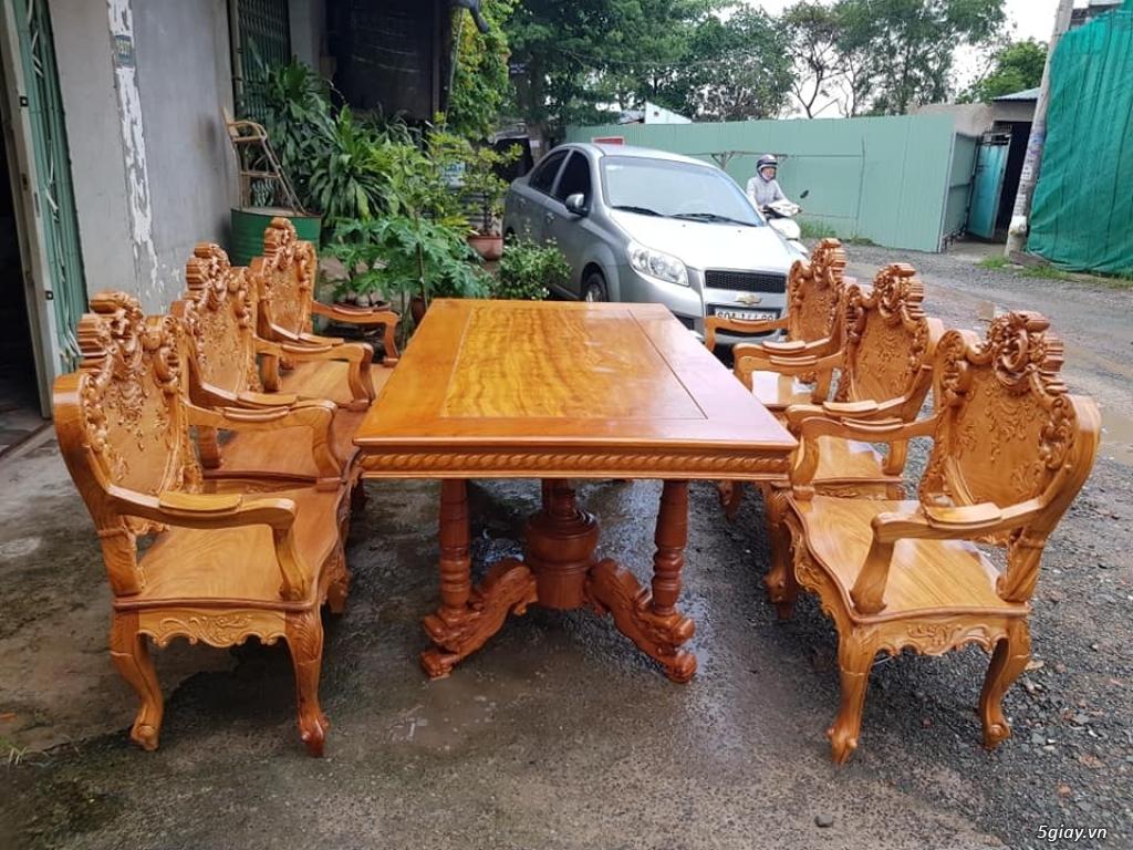 salon phòng khách gỗ quý giá cực rẻ ( xem hàng tại xưởng ) - 2
