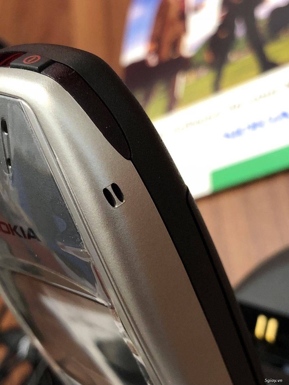 Nokia 6310i Silver Germany Brandnew Fullbox chưa sd, hàng ST Kinh điển - 10