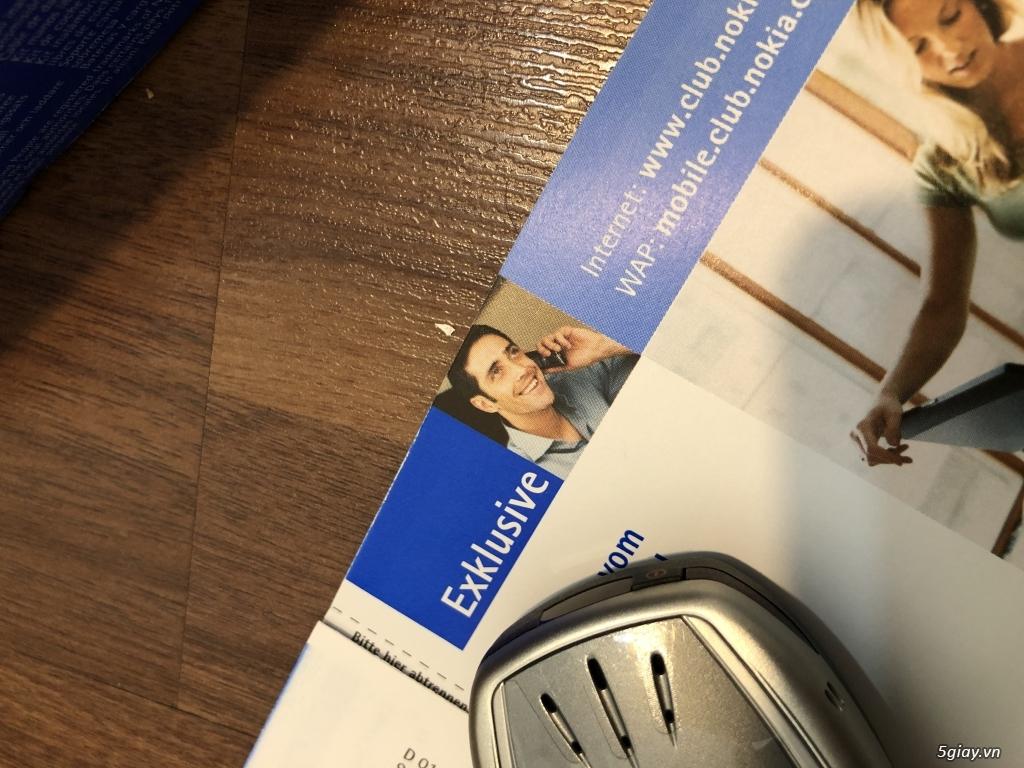 Nokia 6310i Silver Germany Brandnew Fullbox chưa sd, hàng ST Kinh điển - 20