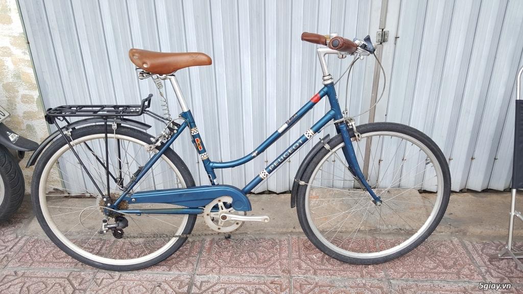 Xe đạp - Nhật - Anh - Pháp - Mỹ - Canada - Tây Ban Nha - Italia - Đức - 10