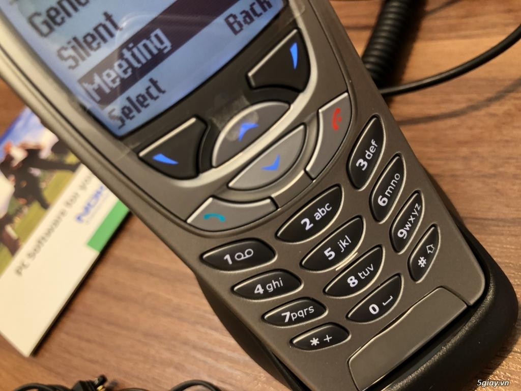 Nokia 6310i Silver Germany Brandnew Fullbox chưa sd, hàng ST Kinh điển - 78