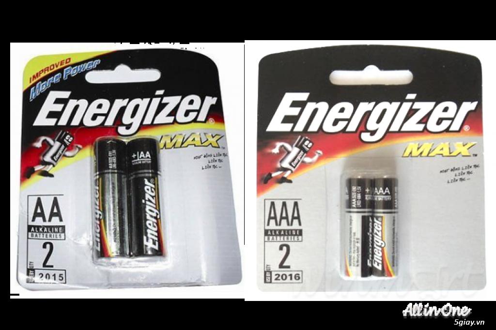 Cách Nhận Biết Pin Energizer chính hãng trên thị trường - 9