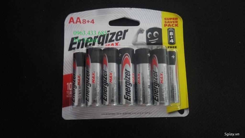 Cách Nhận Biết Pin Energizer chính hãng trên thị trường - 2