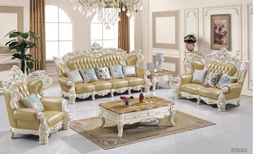 Sofa tân cổ điển SF01