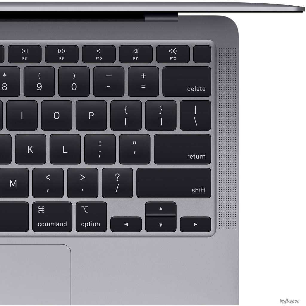 Macbook Air 2020 option i5/16/1TB màu Gray Actived Online Newseal - 2