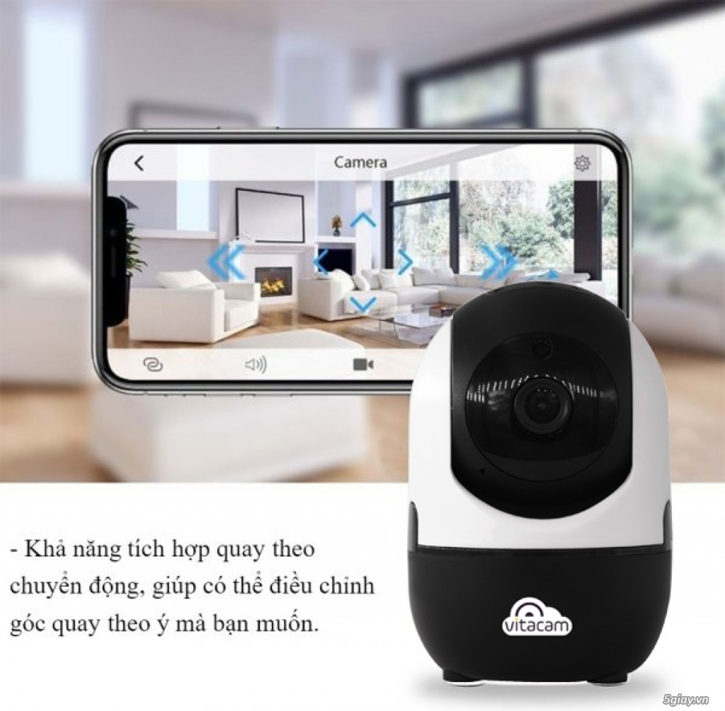 Vitacam C800 2Mpx - 1080P