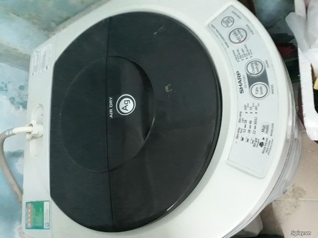 End nhanh: Máy giặt Sharp 7.5kg. ET 23g 1/8/2020
