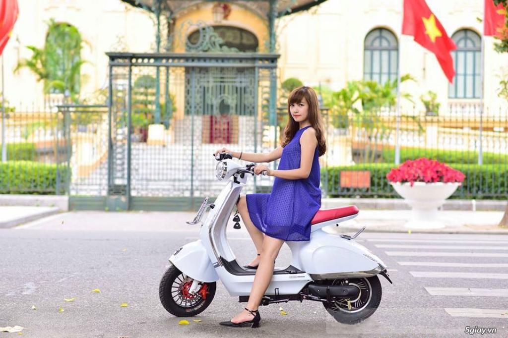 Dịch vụ Thay ắc quy xe đạp điện tại Đặng Văn Ngữ, Hà Nội - 1