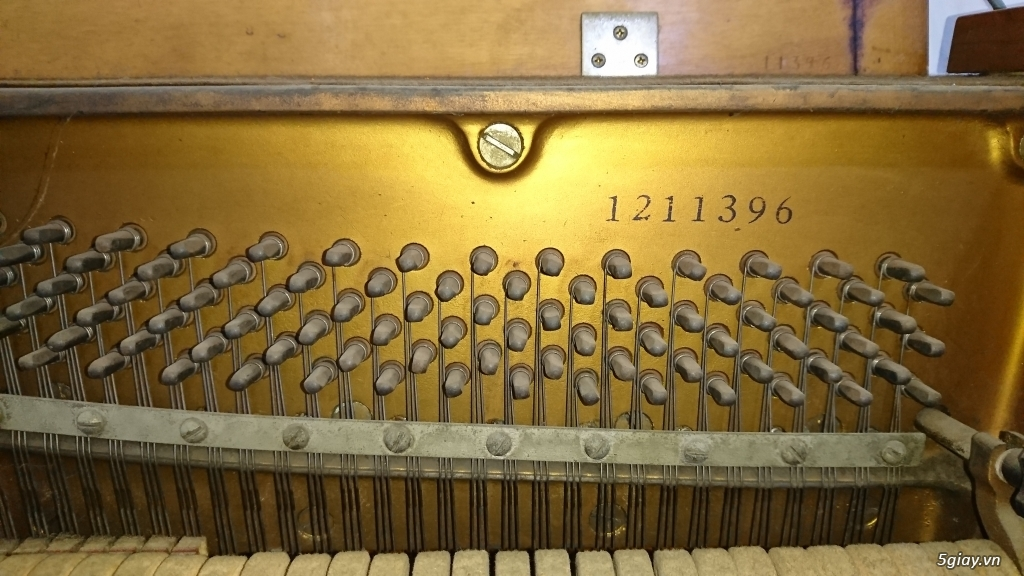 Đàn Piano Yamaha U2F 1971, Japan (upright) - 2