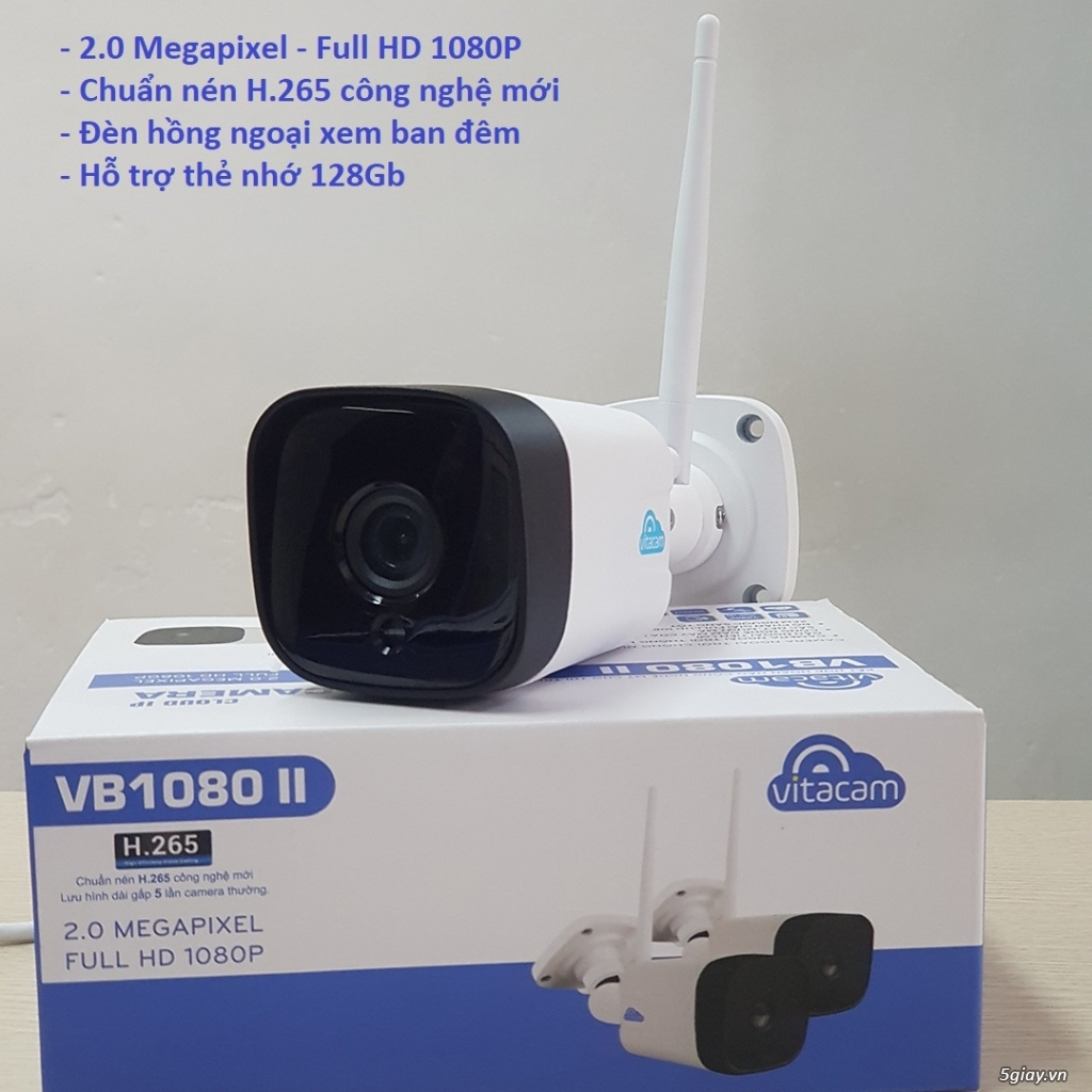 Camera IP Vitacam VB1080 II - 4