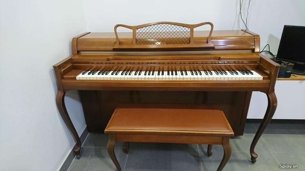 Đàn Piano Yamaha U2F 1971, Japan (upright) - 1
