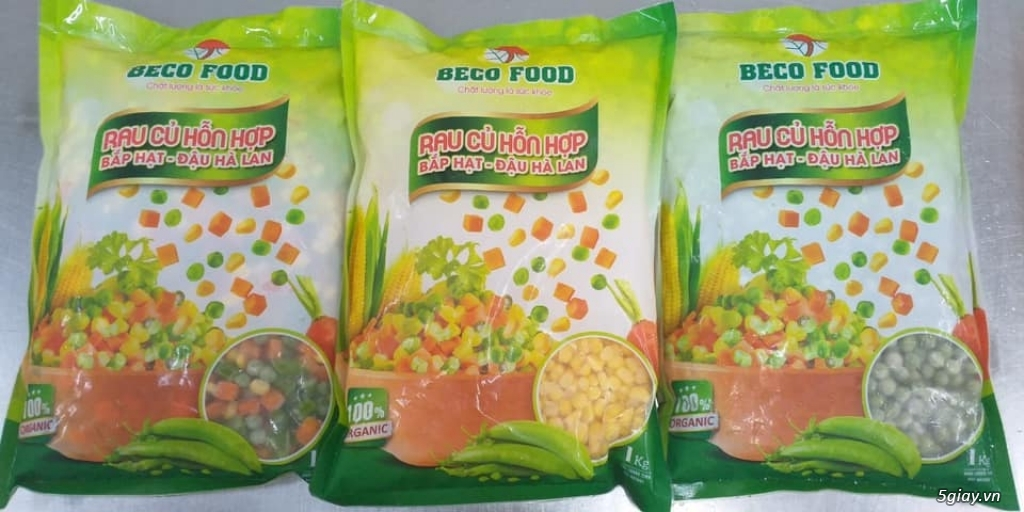 Cung cấp thực phẩm xiên que đông lạnh, thức ăn đông lạnh: gà, bò, cá, mực các loại... - 24