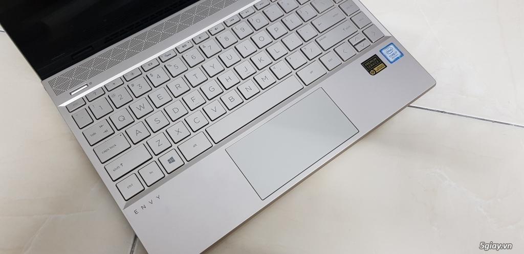 HP Envy Core i7 8th bảo hành 10 tháng - 1