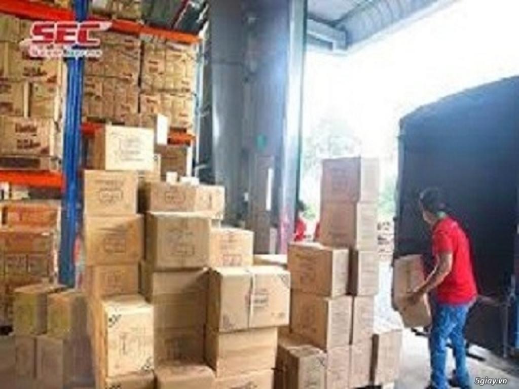 Tuyển phụ kho bốc xếp hàng tạp hóa bao ăn ở tại SG