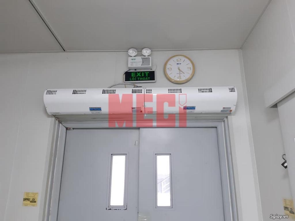 Hướng Dẫn Lắp Đặt quạt cắt gió Kyungjin - Hàn Quốc - 12
