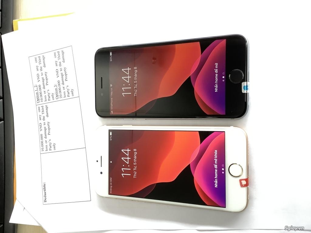 iphone 6s màu gray/gold 64gb quốc tế Nhật
