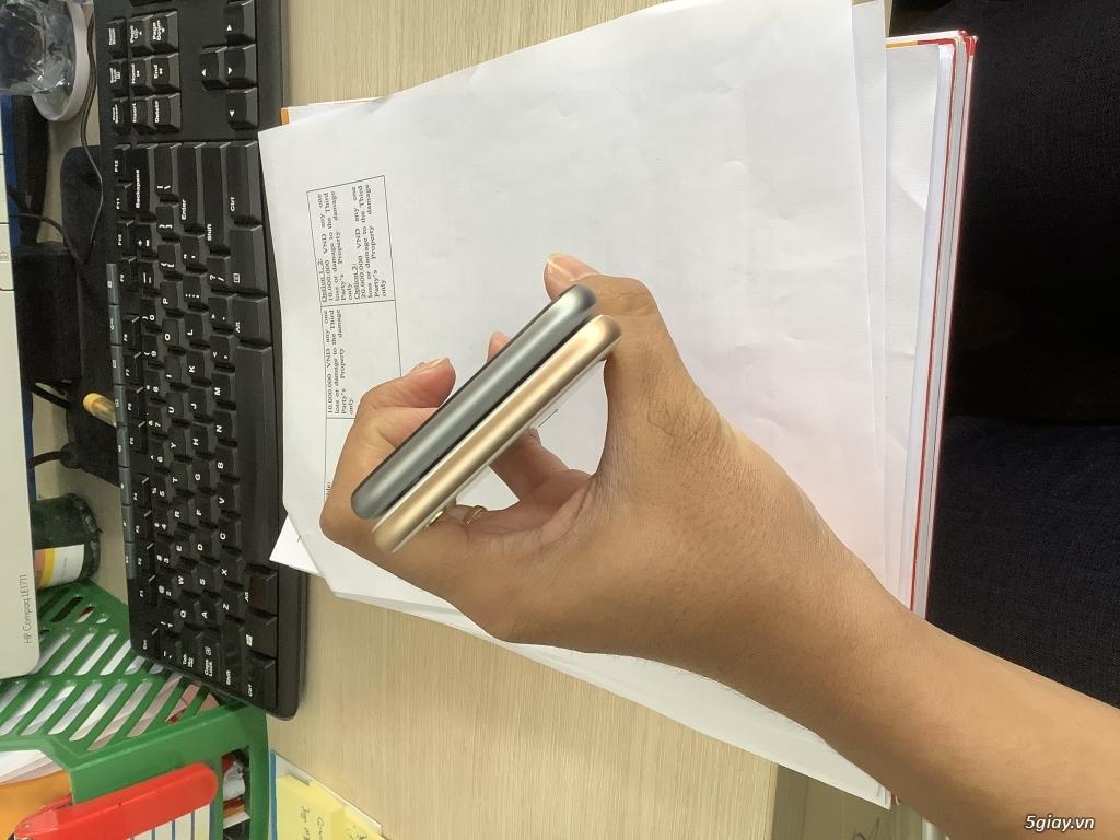 iphone 6s màu gray/gold 64gb quốc tế Nhật - 4