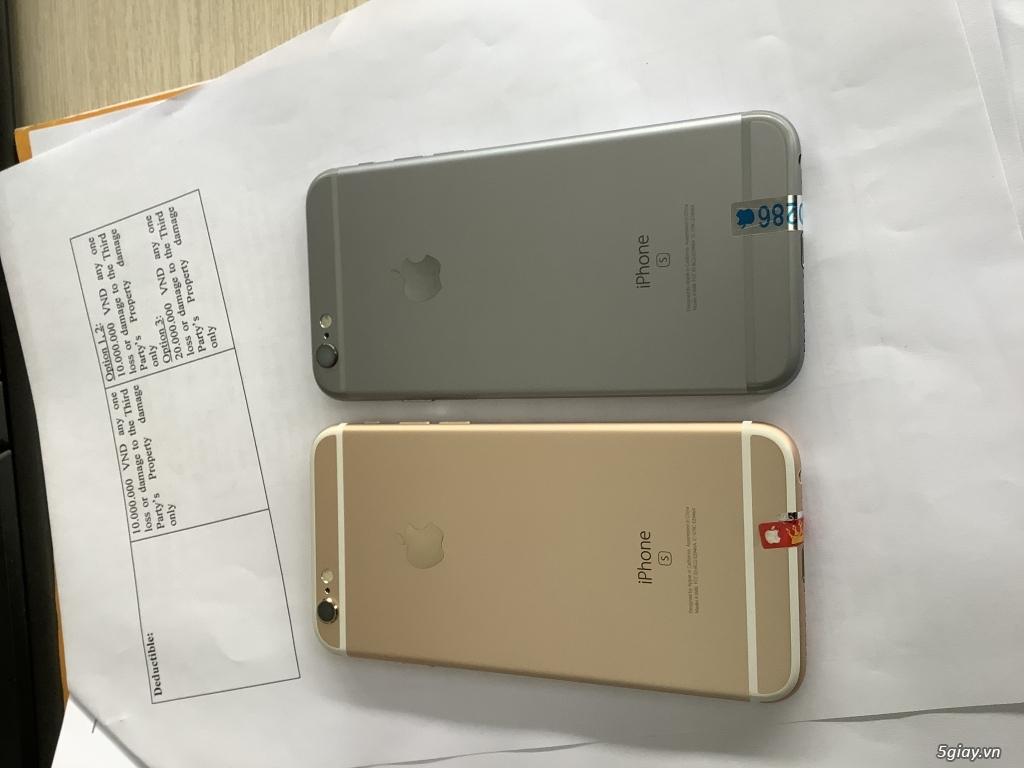 iphone 6s màu gray/gold 64gb quốc tế Nhật - 1
