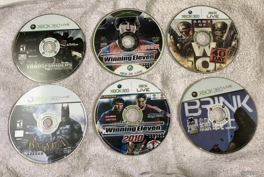 Cần bán : Linh kiện, phụ kiện, băng dĩa máy Game cập nhật thường xuyên - 12