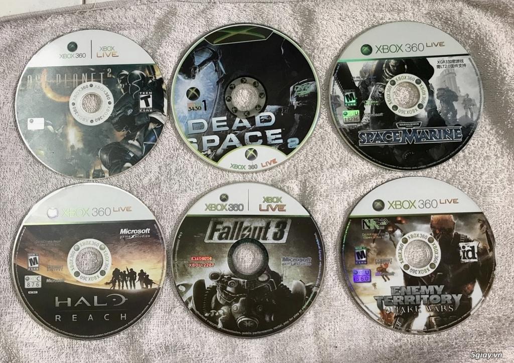 Cần bán : Linh kiện, phụ kiện, băng dĩa máy Game cập nhật thường xuyên - 7