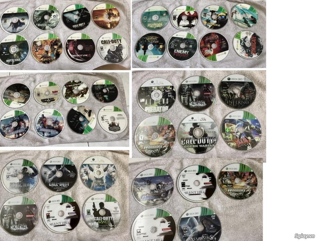 Cần bán : Linh kiện, phụ kiện, băng dĩa máy Game cập nhật thường xuyên - 6