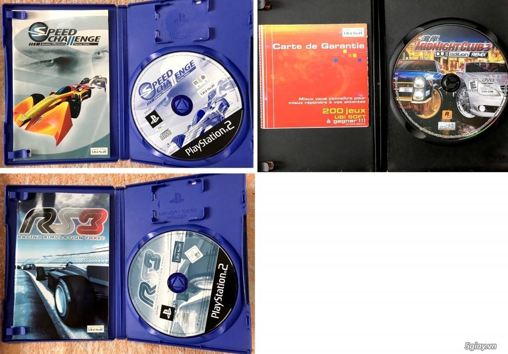 Cần bán : Linh kiện, phụ kiện, băng dĩa máy Game cập nhật thường xuyên - 3