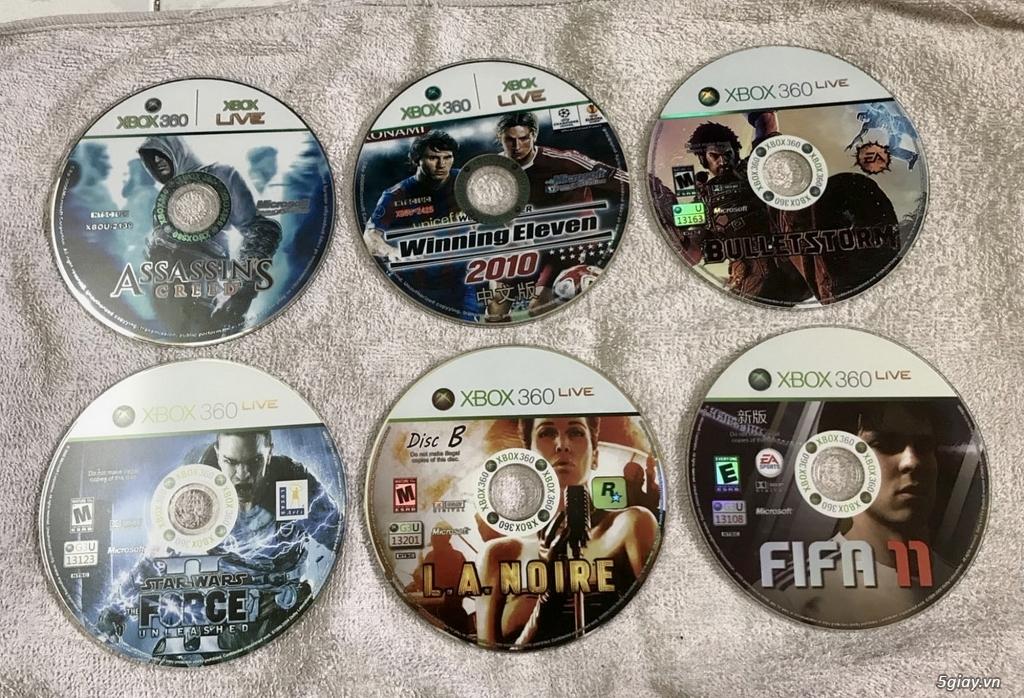 Cần bán : Linh kiện, phụ kiện, băng dĩa máy Game cập nhật thường xuyên - 8