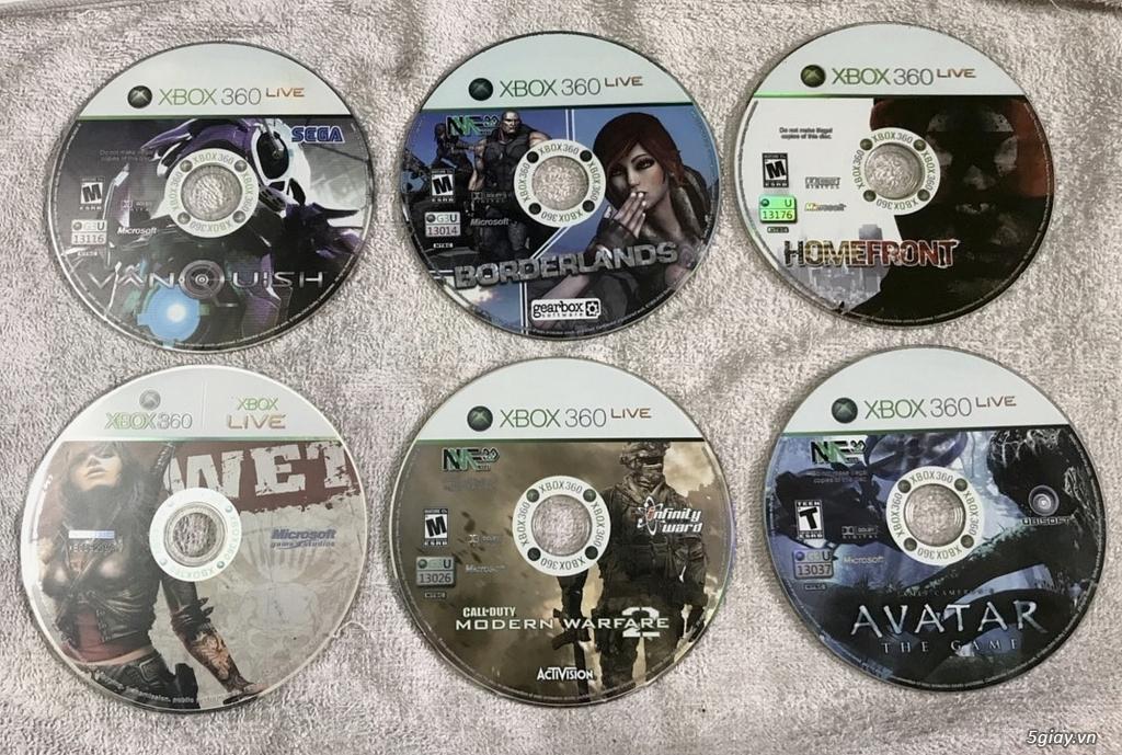 Cần bán : Linh kiện, phụ kiện, băng dĩa máy Game cập nhật thường xuyên - 9