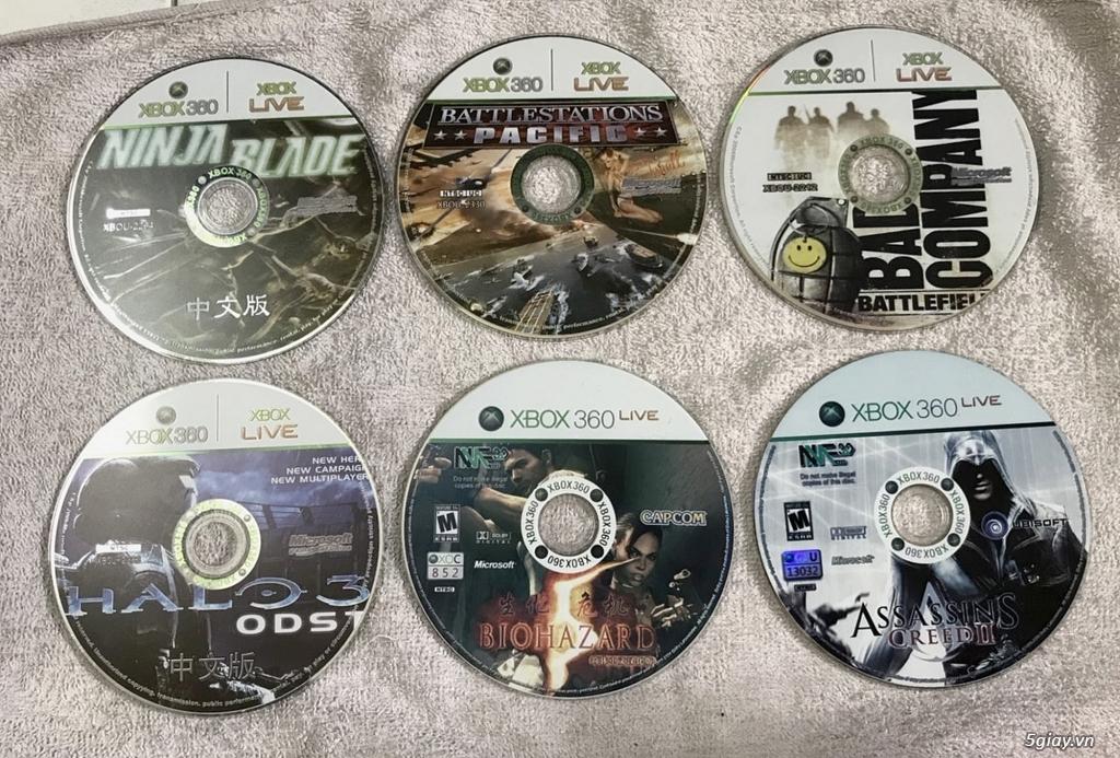 Cần bán : Linh kiện, phụ kiện, băng dĩa máy Game cập nhật thường xuyên - 10