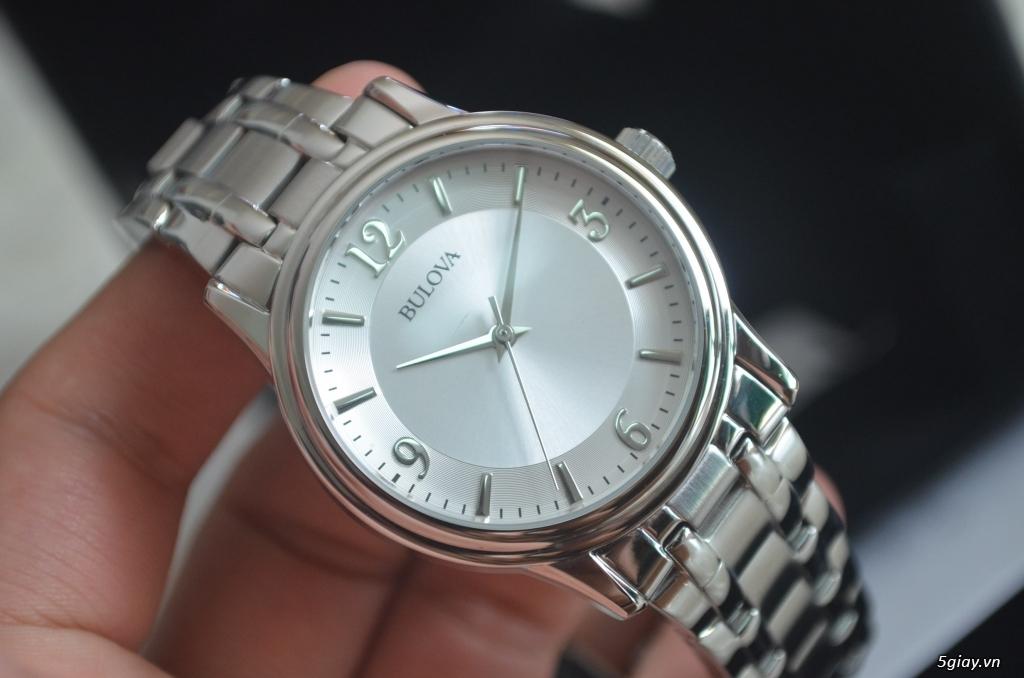 Thanh lý đồng hồ BULOVA mỏng, lịch lãm giá SHOCK - 5