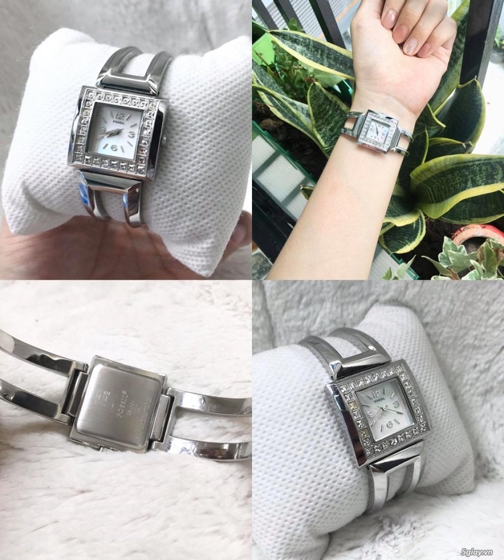 Kho đồng hồ xách tay chính hãng secondhand update liên tục