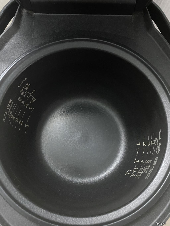 Nồi cơm điện TIGER JKN-G100 1 LÍT xoang gốm đời cao 2017 - 4