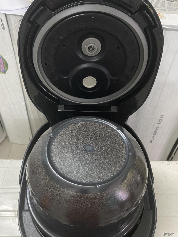 Nồi cơm điện TIGER JKN-G100 1 LÍT xoang gốm đời cao 2017 - 3