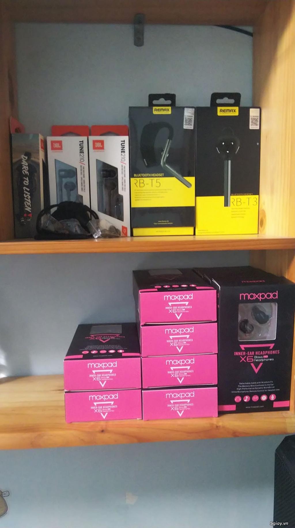 Tai nghe Moxpad X6 - Ngọt ngào và tình cảm - 3