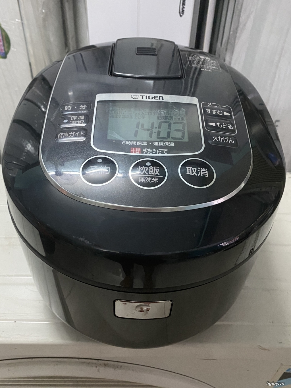 Nồi cơm điện TIGER JKN-G100 1 LÍT xoang gốm đời cao 2017