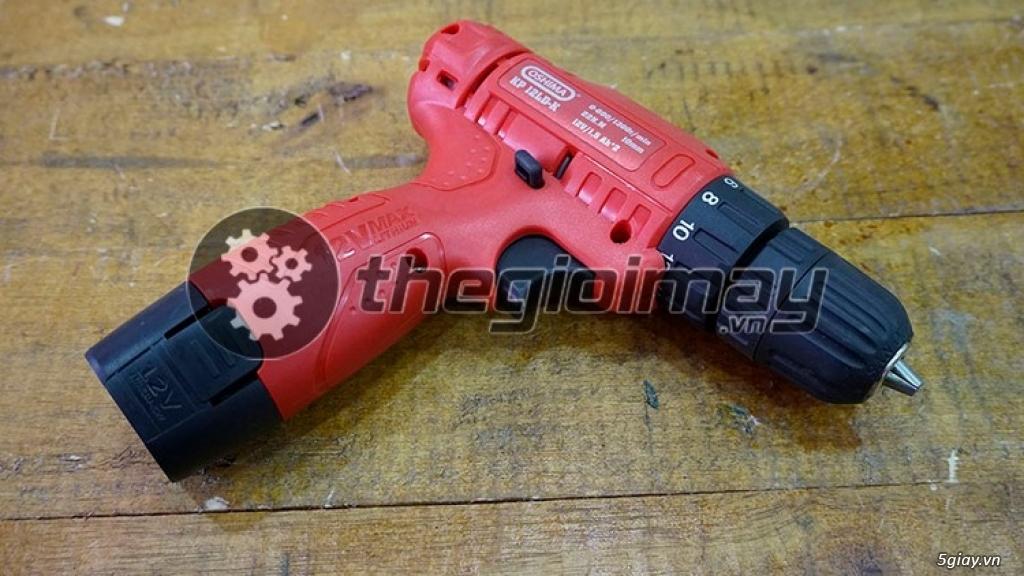 Máy khoan pin cầm tay chính hãng Oshima KP12LD-K - 3