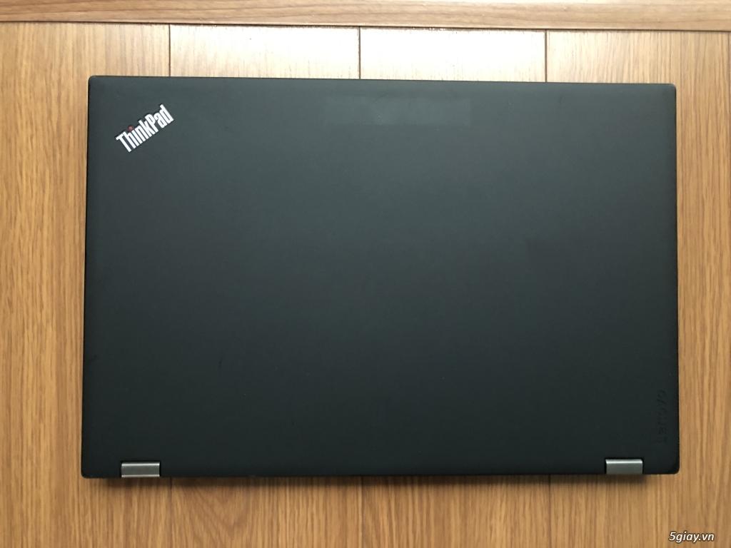 """IBM ThinkPad P50 / Core i7 6820HQ / Ram 32GB / M2 256GB / VGA M1000M / 15.6"""" Full HD / xách tay Mỹ"""