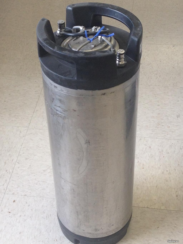 Chuyên thu mua bán các loại bom bia, vỏ bốc bia , keg bia đã qua sử dụng hoặc mới - 6