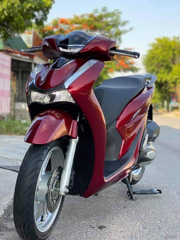 Honda Sh 150i Đỏ 2020 Xe Mới Cần Bán Gấp Xe. Xe Máy Giá Rẻ - 2