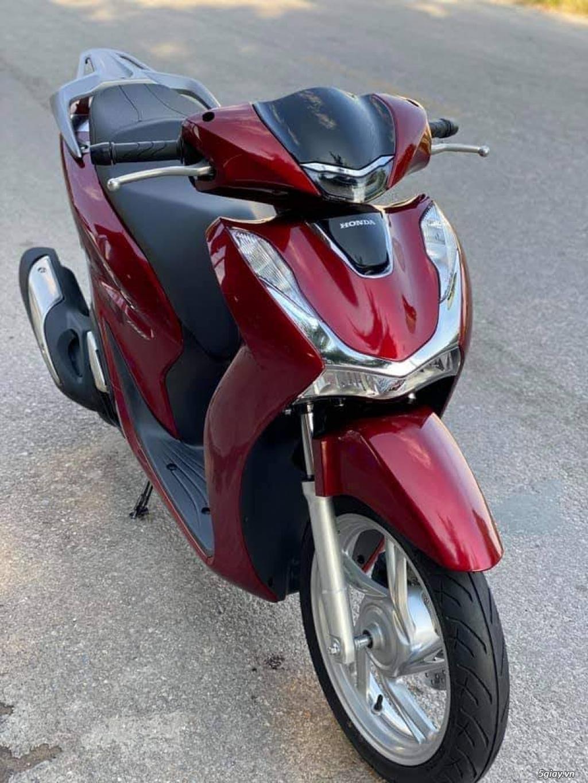 Honda Sh 150i Đỏ 2020 Xe Mới Cần Bán Gấp Xe. Xe Máy Giá Rẻ - 3