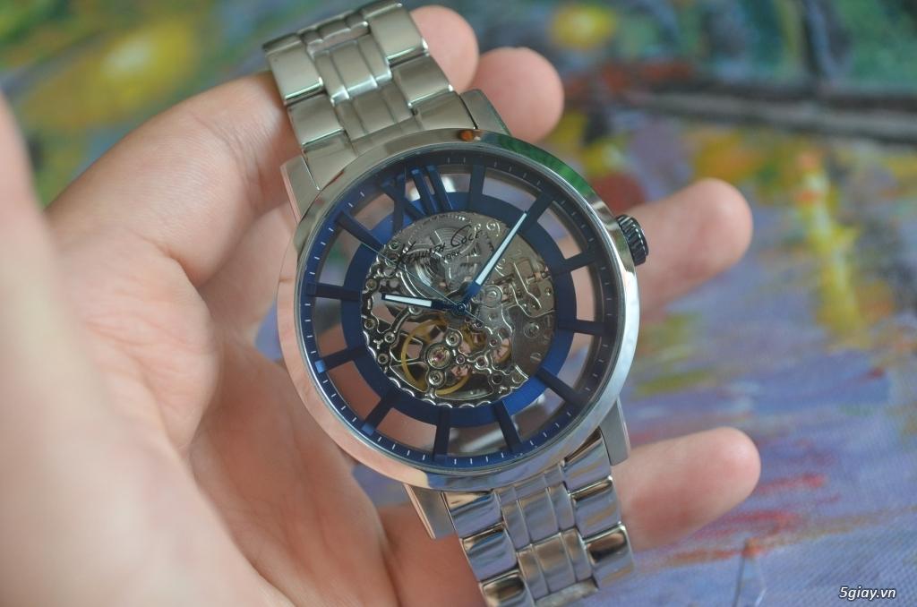 THANH LÝ đồng hồ KENNETH COLE NEW YORK Tự động lộ máy - 3