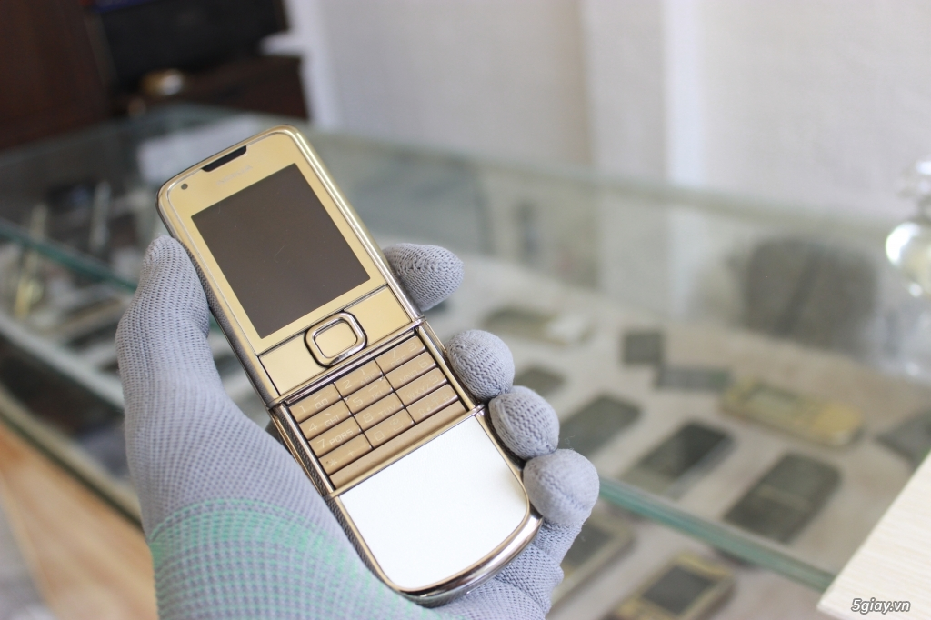 Nokia 8800 gold arte zin...