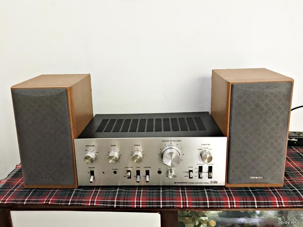 Bộ nghe nhạc nội địa Nhật nguyên ZIN