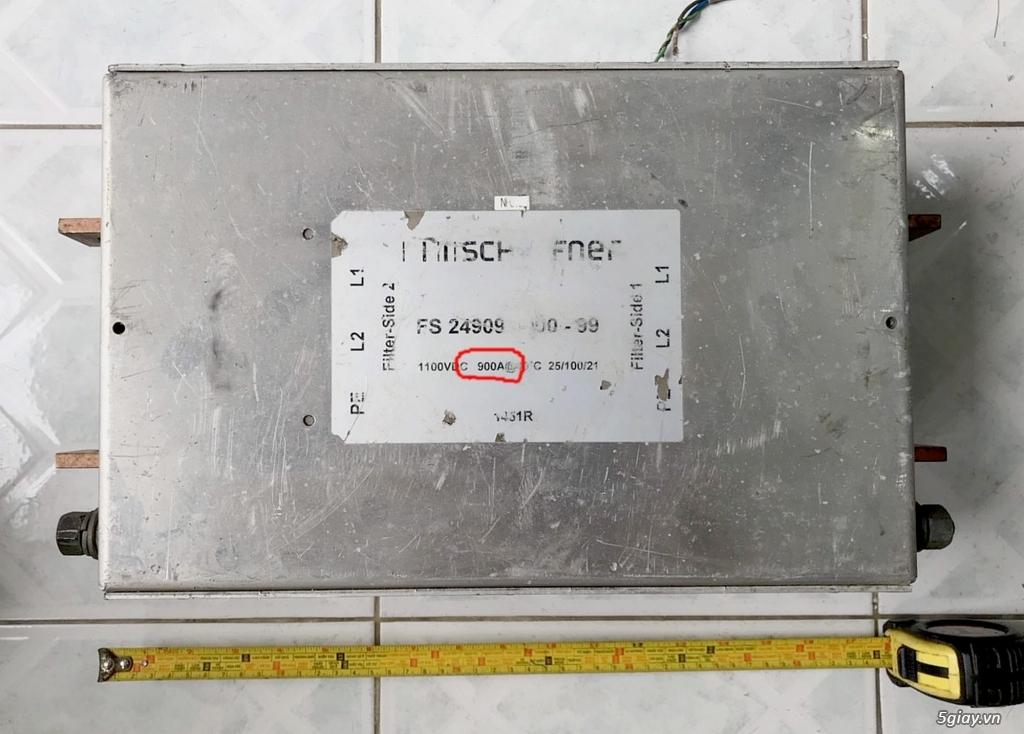 Một số lọc điện hàng bãi Japan & Biến áp cách li & biến áp...cập nhật