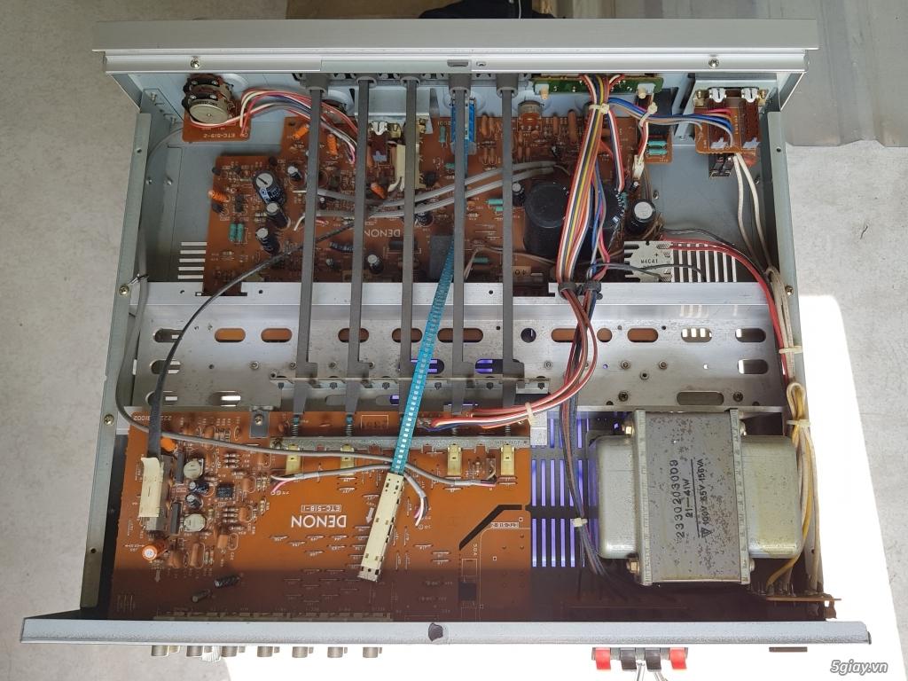 Bose 301-III, 201-III, amly, loa nội địa - 13