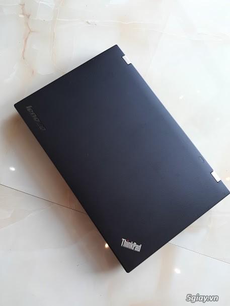 LAPTOP THINKPAD L530/I5-3320M/RAM 4GB/SSD 128GB/15.6 INCH HD (1366 X 7 - 2
