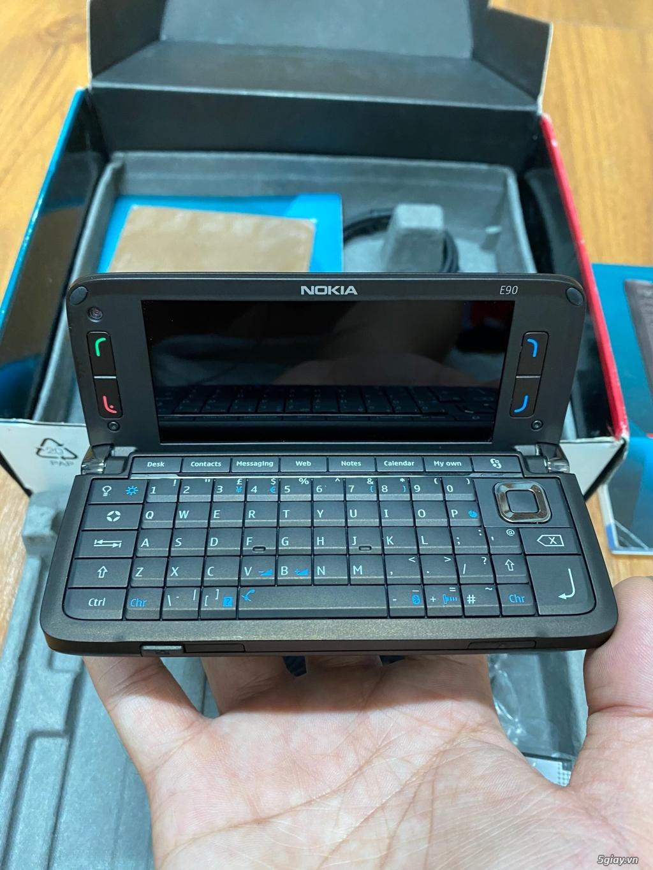 Hàng sưu tầm đỉnh : Nokia E90 Communicator Ger Brandnew nguyên hộp ! - 7