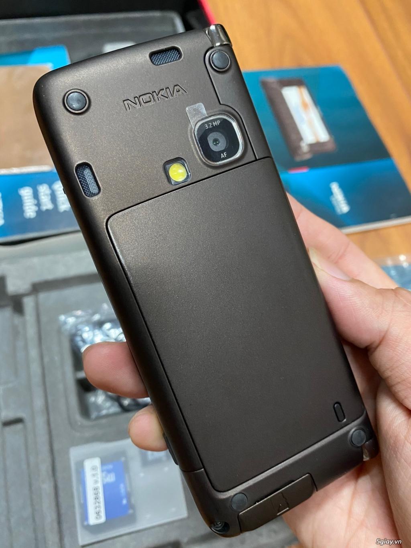 Hàng sưu tầm đỉnh : Nokia E90 Communicator Ger Brandnew nguyên hộp ! - 11
