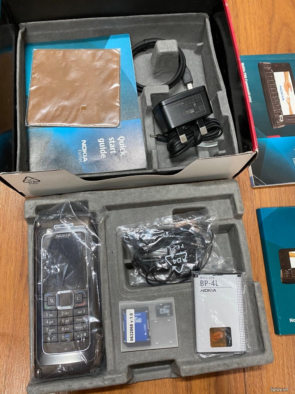 Hàng sưu tầm đỉnh : Nokia E90 Communicator Ger Brandnew nguyên hộp ! - 31