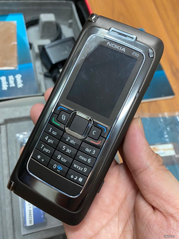 Hàng sưu tầm đỉnh : Nokia E90 Communicator Ger Brandnew nguyên hộp ! - 3